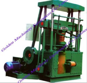 Chinese Verticlal Charcoal Coal Honeycomb Briquette Pressing Machine pictures & photos