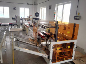 Fully Automatic Box/Carton/Case Erector/Machine with Siemens Configuration pictures & photos