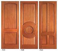 Top Quality Timber Wooden Door with New Design pictures & photos