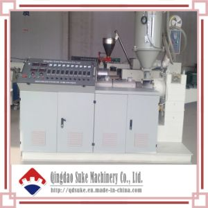 Single Screw Extruder Machine with Ce Certification pictures & photos