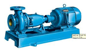 Is/Isr Type Single Stage Single Suction Pump--Sanlian/Kubota pictures & photos