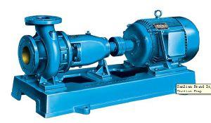 Is/Isr Type Single Stage Single Suction Pump--Sanlian/Kubota