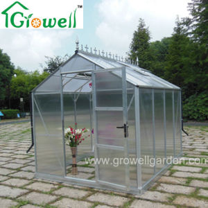 Growell 8mm Polycarbonate Greenhouse (GA series) pictures & photos