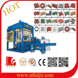 Automatic Paver Block Machine Manufacture (QT10-15) pictures & photos