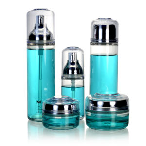 Transparent High Quality Plastic Pet/PETG Skincare Cosmetic Packaging Small Spray Bottles pictures & photos