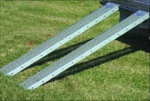 Steel Loading Ramp (PR10101) pictures & photos