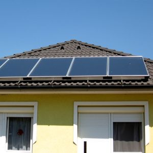 Hye Solar Grid-Tied System for Home Use