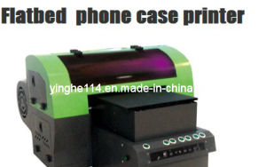 Small Format UV Flatbed Phone Case Printer pictures & photos