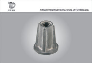 Good Quality Zinc Alloy Nut Manufacturer pictures & photos