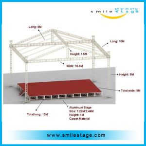 High Quality Aluminum Truss System on Sale with Good Price pictures & photos