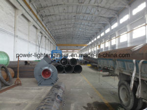 CCTV Camera Surveillance Hot DIP Galvanization Poles pictures & photos