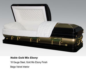 Noble Gold Casket