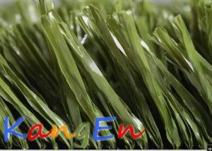 Synthetic/Artificial Grass for Football/Soccer Court (GPE-55 Olive Green) pictures & photos