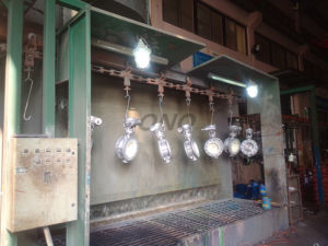 Wafer Stainless Steel Butterfly Valve Flange pictures & photos
