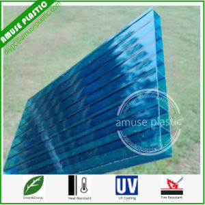 Polycarbonate Sheet Multiwall Board U Panel PC Corrugated Solid Sheet pictures & photos