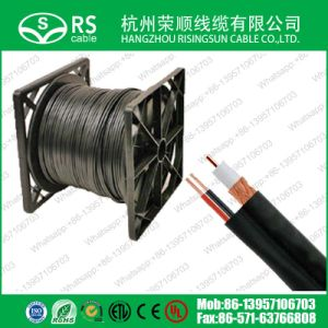 Rg59bc CCTV Cable with UL/ETL/RoHS/Ce for Surveillance