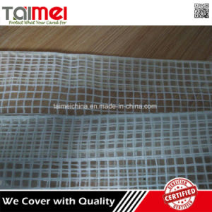 Transparent Plastic Leno Tarpaulin pictures & photos