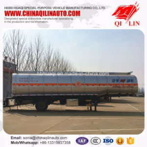 Qilin Fuwa Axle 30000 Liters - 50000 Liters Fuel Tank Semi Trailer pictures & photos
