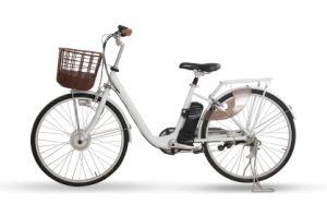 with Basket Torque Sensor City E Bike (PB107) pictures & photos