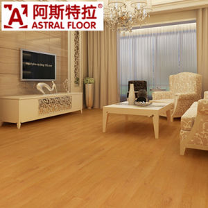 12mm CE, ISO9001 Approved Teak Laminate Flooring pictures & photos
