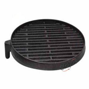 Sand Cast BBQ Grill Cast Iron BBQ Plate pictures & photos