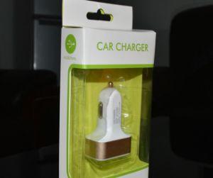 Christmas Gift 4 Ports USB Car Charger