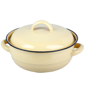 Enamel Cookware Pot/ Casserole pictures & photos