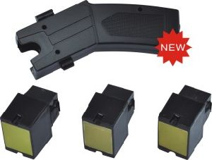 Police Long Distance Stun Guns Manufacturer (5M) pictures & photos