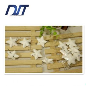 5cm6cm Christmas Bubble Five-Pointed Star Christmas Ornaments pictures & photos