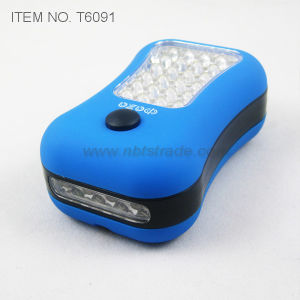 28 LED Working Light with Flashlight (T6091) pictures & photos