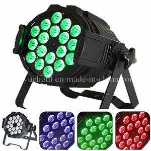 Hot Cheap 18PCS 10W RGBW LED PAR Light pictures & photos