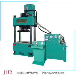 Yzw32 Hydraulic SMC Sheet Press Machine for FRP Sheet with ISO Certification pictures & photos