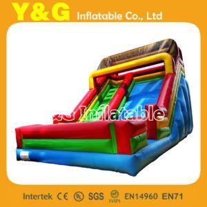 Rocket Inflatable Slides for Rent (GI105)