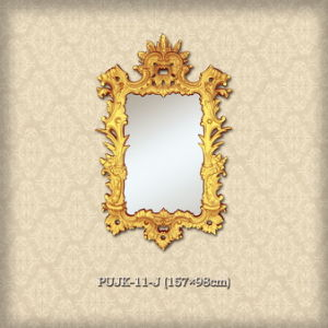 PU Big Size Luxurious Mirrors for Villas pictures & photos