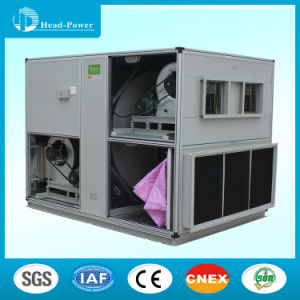 15000cfm Rotor Type Heat Recovery Fresh Air Handling Unit pictures & photos
