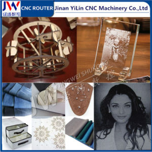 1325 Nonmetal CO2 Laser Cutting Machine for Acrylic Clothes Fabric MDF pictures & photos