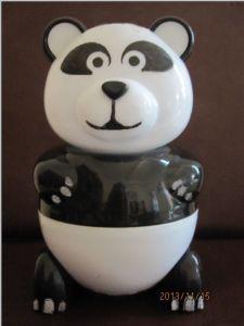 Panda Ice Cream Cup