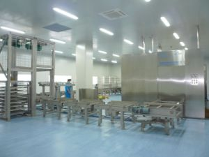 I. V. Product Terminal Sterilizer pictures & photos