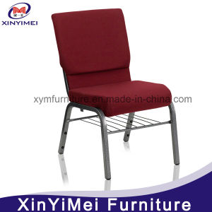 Stacking Metal Used Steel Church Chair (XYM-G24) pictures & photos