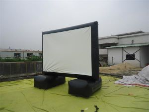 Inflatable Movie Screen for Outdoor Projection pictures & photos
