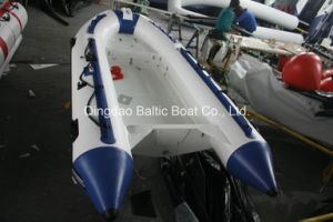 Fishing Boat for Sale Inflatable Rib 400 Ce pictures & photos
