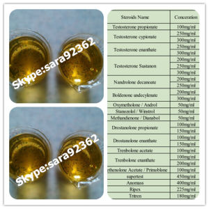 Testosterone Enanthate (Injectable oil 250mg/ml) for Mass Gains pictures & photos