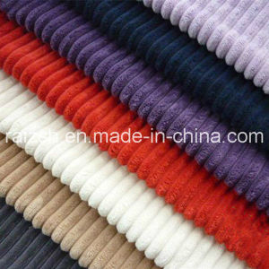 China Manufacture All Kinds of Polyester Corduroy Fabric pictures & photos