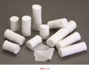 High Quality Thick PBT Elastic Bandage with CE &ISO pictures & photos