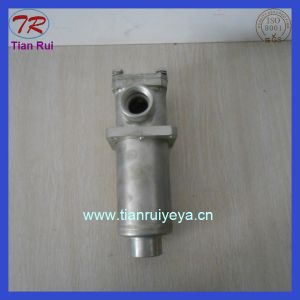 Low Pressure Return Line Oil Filter Housing Ypl pictures & photos