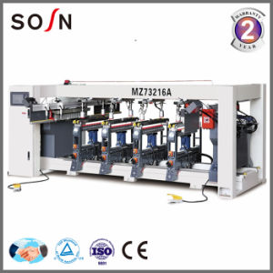 Six Rows Multi Spindle Wood Drilling Machine pictures & photos