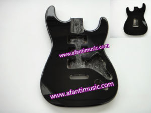 Hot! St Electric Guitar /Black Guitar Body (AST-413B) pictures & photos