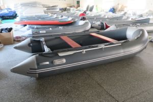 with Warranty Promise China Easy to Carry Inflatable Rescue Rib Boat pictures & photos