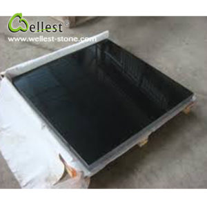 Best Price Polished Surface G684 Absolute Black Granite 300X600 with Good Price pictures & photos