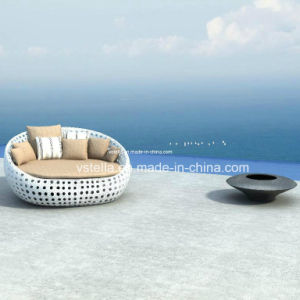 Garden Pool Patio Modern Outdoor Rattan Daybed pictures & photos